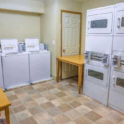 Copper Chase Laundry Room